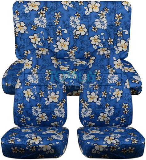 jeep wrangler seat covers hawaiian jeep wrangler yj tj jk 1987 to 2015 hawaiian seat covers