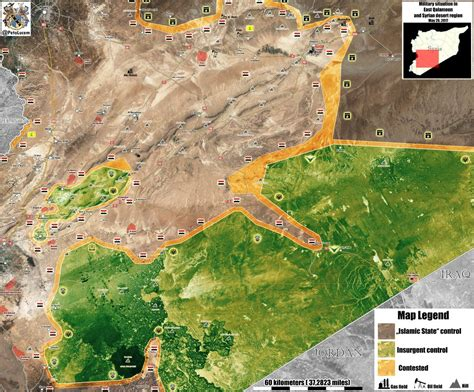 middle east map damascus syrian army expels from vital missile base in