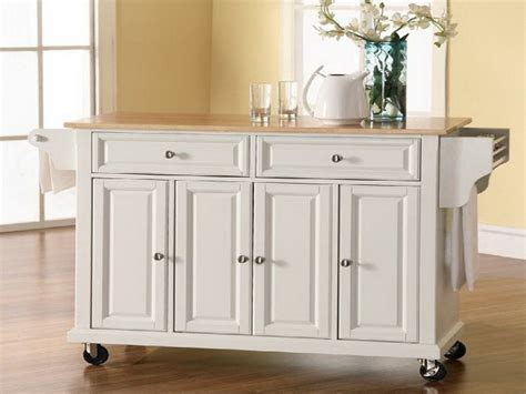 rolling island for kitchen rolling kitchen island buy real simple 174 rolling