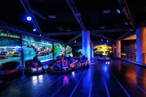 cineplex karachi bump into the thrilling experience of dodge n drive at