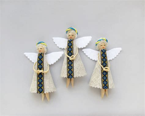 christmas ornaments ukrainian christmas angels folk tree