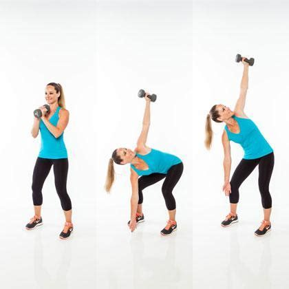 get a flat stomach with these standing ab exercises huffpost