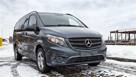 mercedes minivan 2016 mercedes benz metris usa