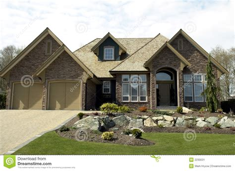 dream home construction dream home stock image image of house lawn construction