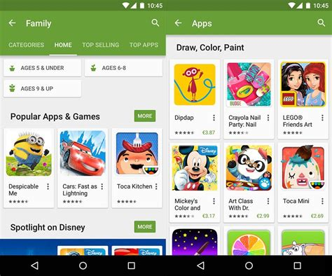 Play Store Uptodown Play Family The App Store For Uptodown En
