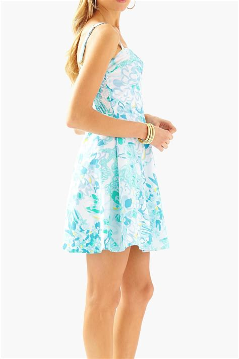 Trend Worth Trying Smocked Patterned Sundresses by Lilly Pulitzer Willow Sundress From Sandestin Golf And