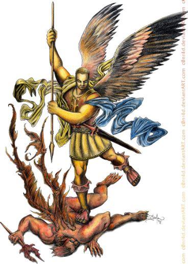 lucha contra el demonio 8495359049 arc 225 ngel miguel en lucha contra el demonio san miguel arc 225 ngel