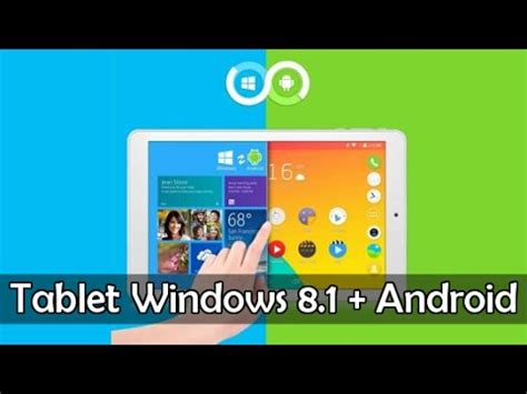 windows 8 1 for android tablet teclast con arranque dual windows 8 1 android