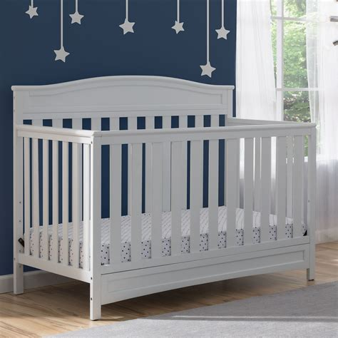 Delta Crib by Delta Children Emery 4 In 1 Crib Baby Baby Furniture