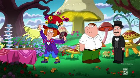 alice guy el pais the mad hatter family guy wiki fandom powered by wikia