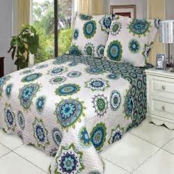 Oversized Coverlets Julia Cool King Size Over Sized Coverlet 3pc Set Luxury