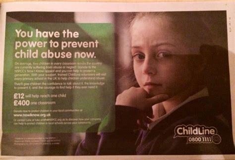 printable childline poster 17 best images about charity print advertising on