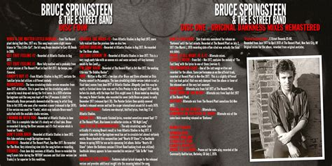 town at the edge of darkness the excoms volume 2 books bruce springsteen bootlegs american madness remastered