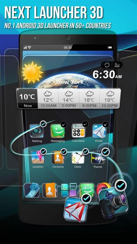 next launcher themes pack next launcher 3d v 3 09 widgets themes pack android