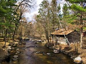 cabin on the river photo judyjo photos at