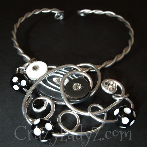 jeff lieb jewelry black white silver ladyz 3