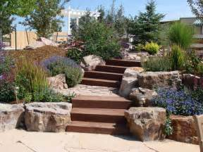 Landscape Stair by Rock Stairs Landscape Hd Wallpaper Nature Wallpapers