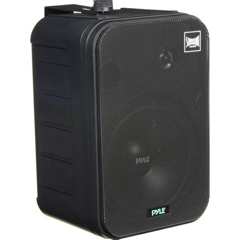 pyle pro pdmn58 6 5 quot 2 way bass reflex mini pdmn58 b h