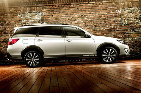 subaru tribeca 2016 new subaru exiga 2015 crossover 7 as 7 seater suv with a