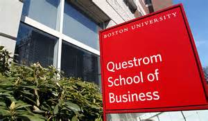 Questrom Mba Commencement Graduate by Two Questrom Students Make Poets Quants Best Of The