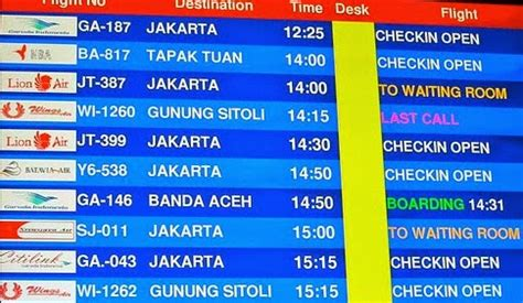 citilink flight code kode airline two letter code domestik internasional