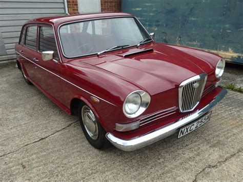 wolseley   mothballed  dry garage sold car  classic
