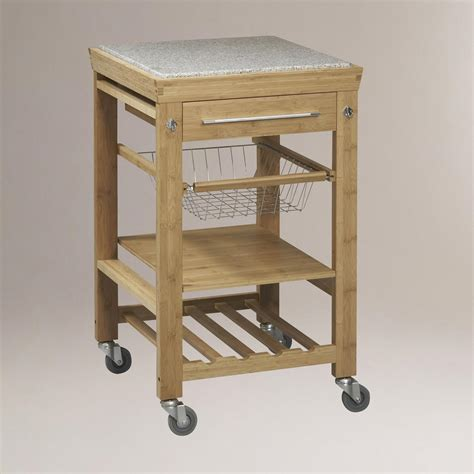 small kitchen island cart bamboo newhall kitchen island world market