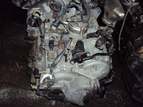 2001 honda accord automatic transmission problems