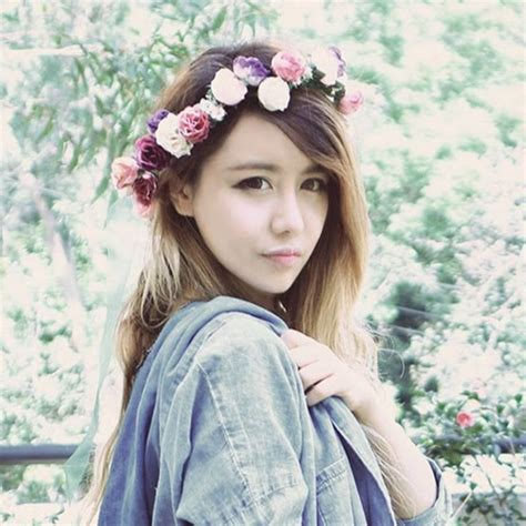 Beautiful Colours wengie s hair always is fabulous no matter what color