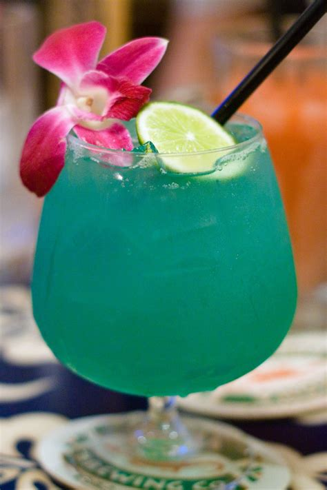 tropical drink 10 ways to fake a vacation