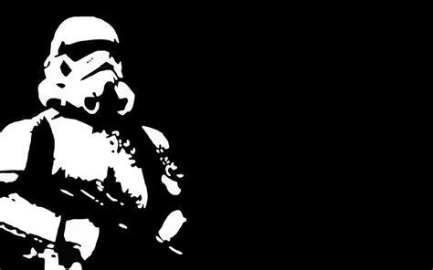 imagenes blanco y negro star wars star wars stormtroopers fondo negro fondos de pantalla gratis
