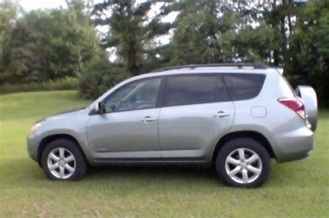 2008 Toyota Rav4 Mpg Sell Used 2008 Toyota Rav4 Limited Loaded Awd 4x4 No