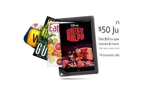 coupons for barnes and noble nook tablet
