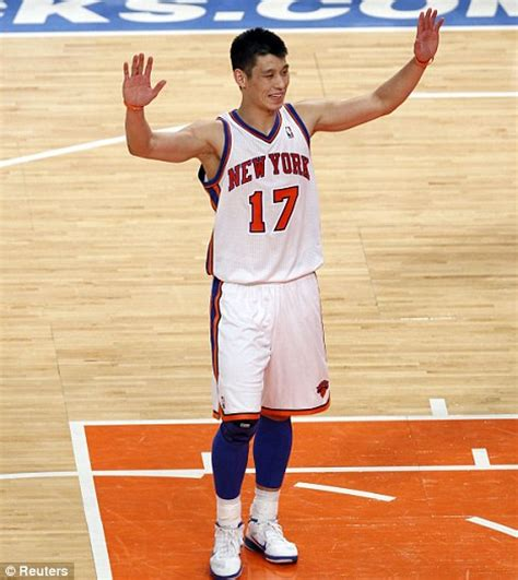 Lin S   jeremy lin s face above fortune cookie as he leads new
