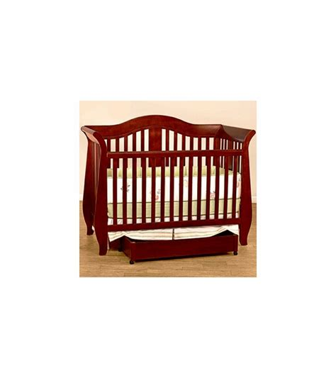 Simplicity Baby Crib by Simplicity Providence 4 In 1 Crib Cherry