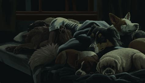 let sleeping dogs lie let sleeping dogs lie by trublueart on deviantart