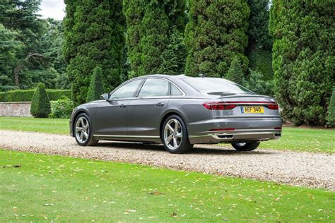 Leasing Audi A8 by Audi A8 Saloon 55 Tfsi Quattro 4dr Tiptronic Leasing