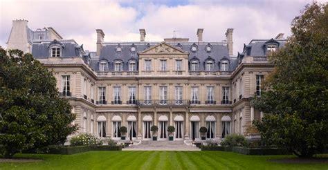 Manor House Floor Plan l ambassade des etats unis 224 paris tient enfin sa