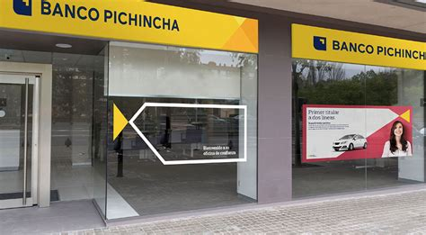 banco pichincha banco pichincha el mayor banco de ecuador renueva su