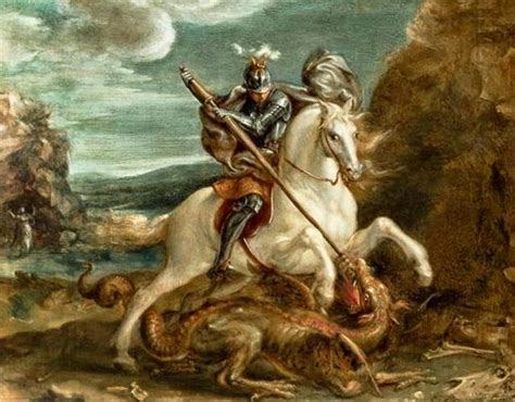saint george and the dragon clas merdin tales from the enchanted island saint george who