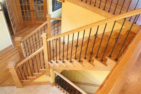 wooden stair banister we design manufacture and install all types of custom wood