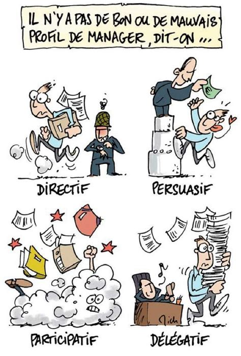 Des Managers Des Vrais Pas Des Mba by Management Situationnel Humour Emploi