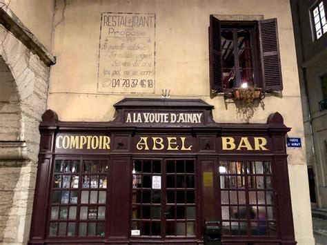 Comptoir Lyon by Le Caf 233 Comptoir Abel 224 Lyon 192 Voir Et 224 Manger