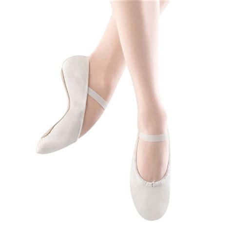ballet slippers for adults bloch dansoft ballet slippers white