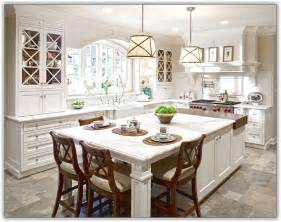 Kitchen Islands With Seating For 4 Large Kitchen Island With Seating And Storage Home