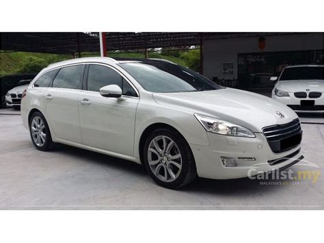 peugeot sedan 2013 peugeot 508 2013 premium 1 6 in selangor automatic sedan