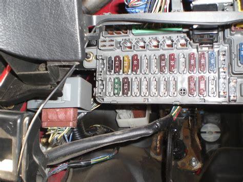 2000 honda civic horn wiring diagram honda wiring
