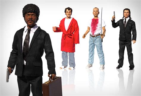 gifts for pulp fiction fans pulp fiction talking figures