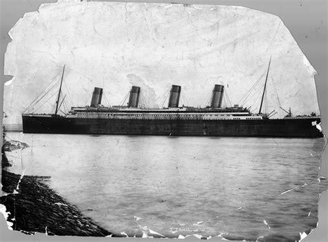 imagenes reales del titanic 1912 fotos antiguas del titanic vista al mar pe 241 237 scola