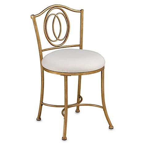 bed bath and beyond vanity stool buy hillsdale emerson vanity stool from bed bath beyond